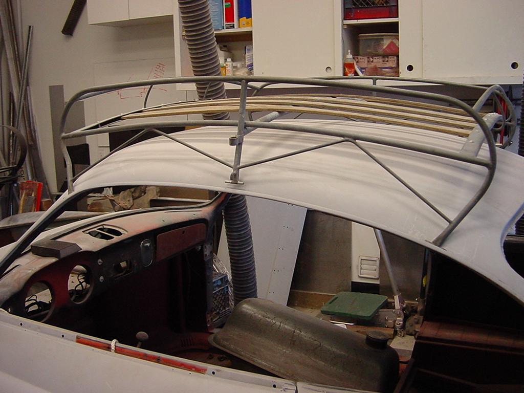 1956 Karmann Ghia