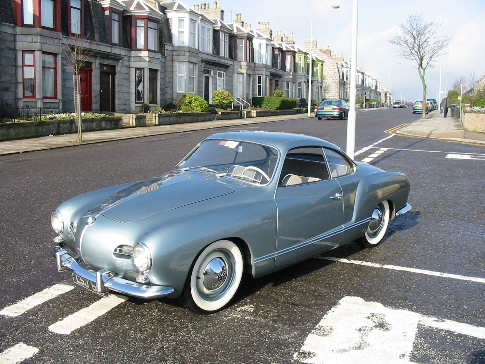 1956 trout blue karmann ghia project reference pictures. Black Bedroom Furniture Sets. Home Design Ideas