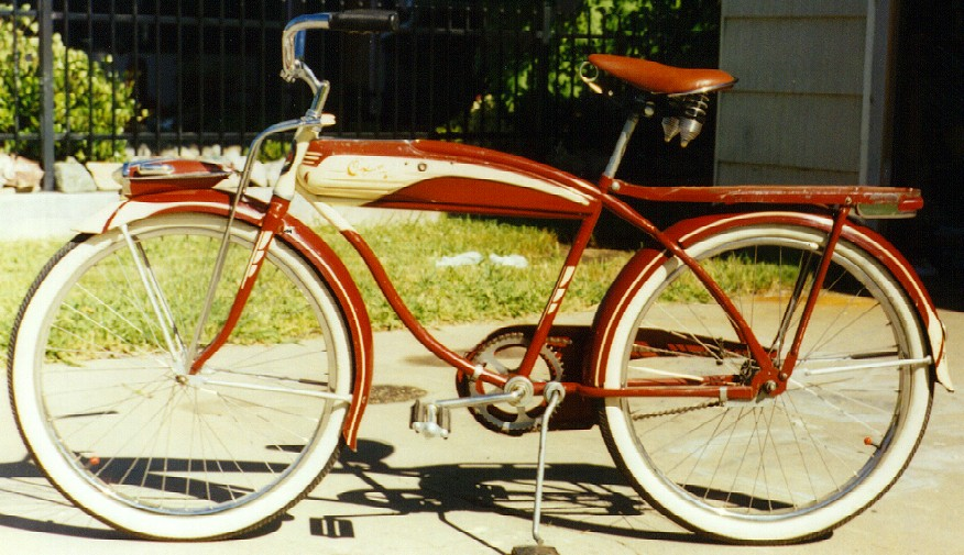 Thom S Vintage Bicycle Page