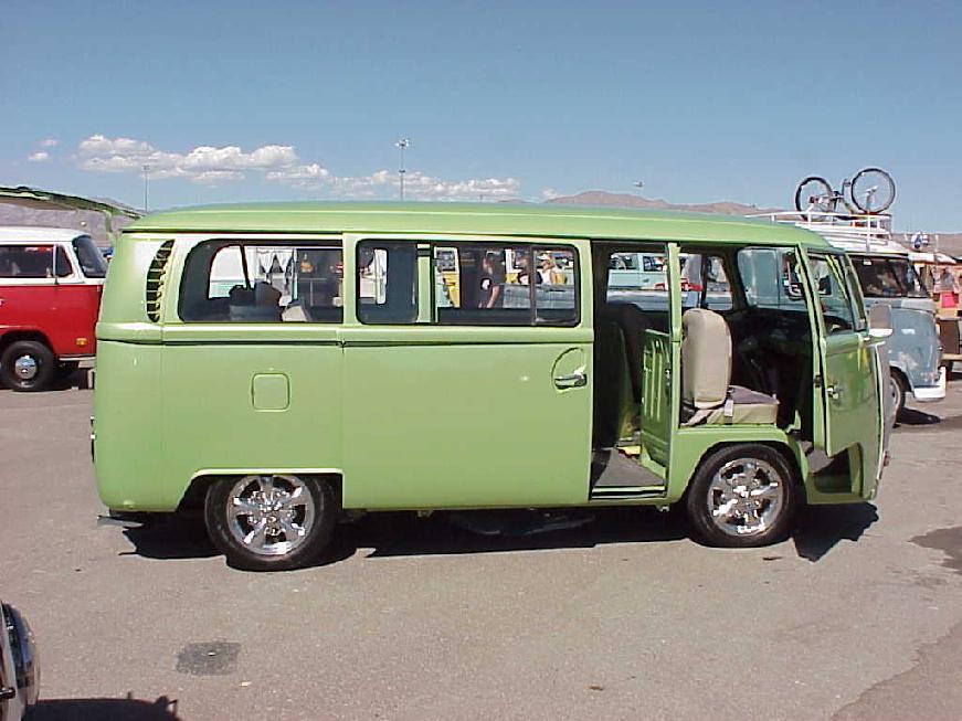 1979 VW Bay Window Panel