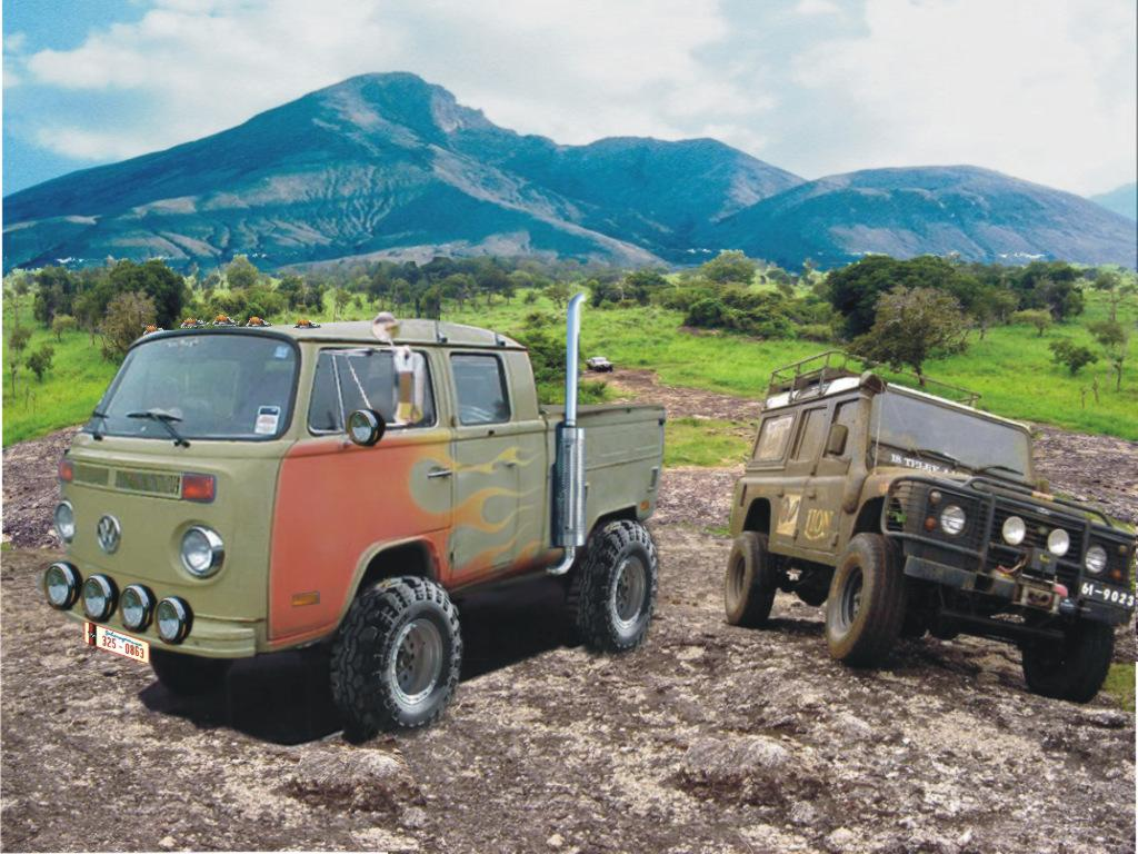 Off Road Vw Thing
