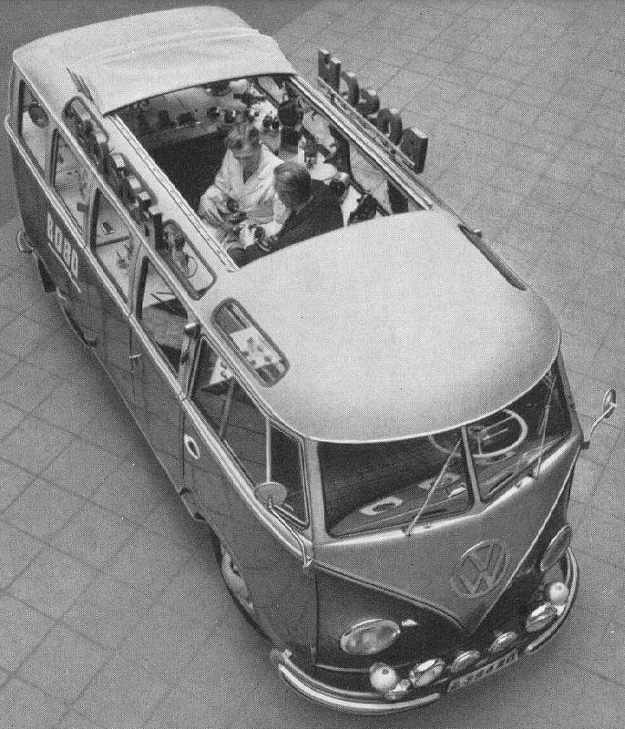 Rare Vw Buses And Bus Accessories
