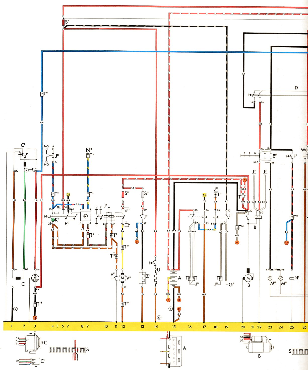 412 Heater Timer Switch Wiring Diagram