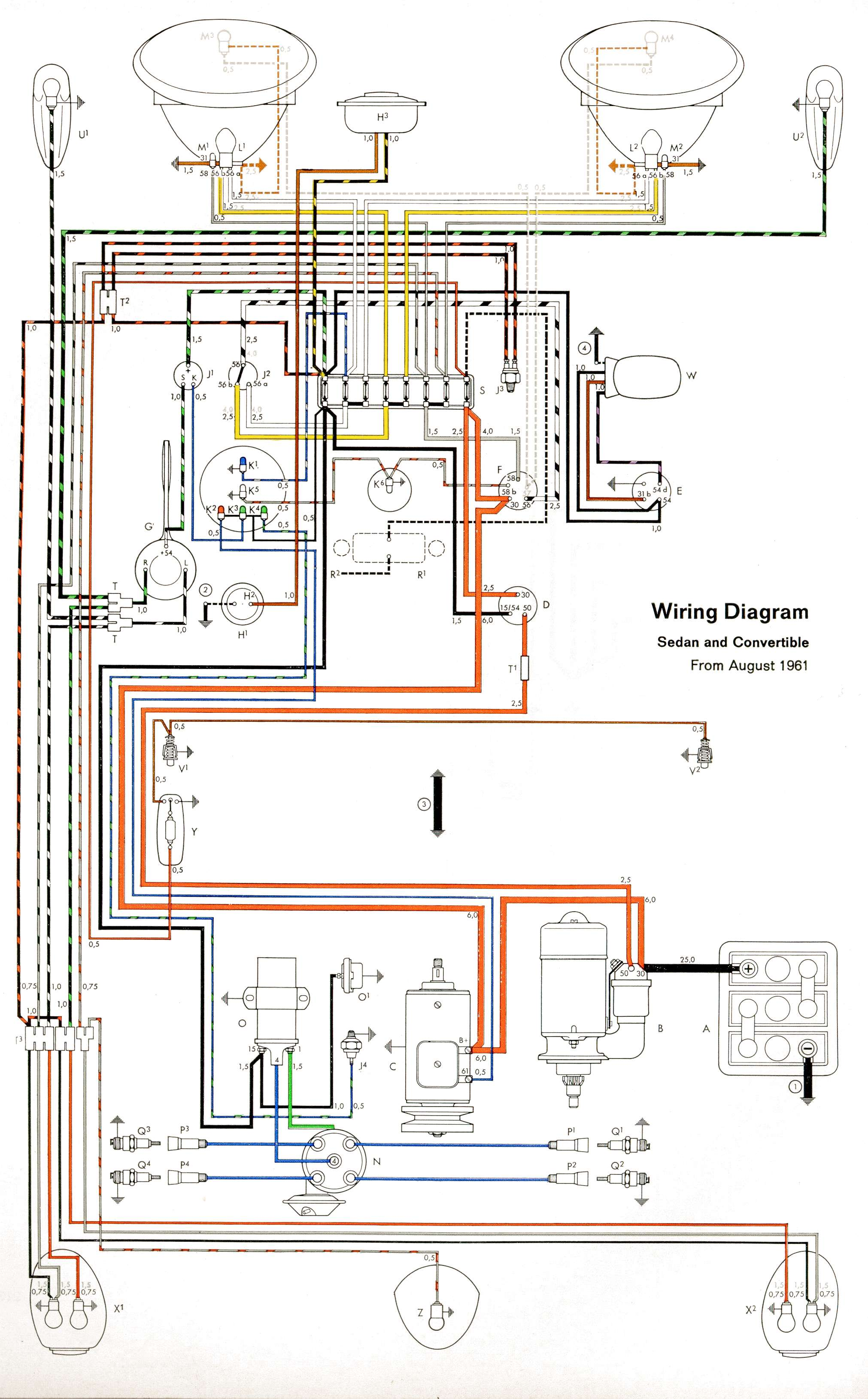 Email These Links Smartboard Wiring Diagram Turn Signal Troubleshooting Http Vintagebuscom Bug 62 65
